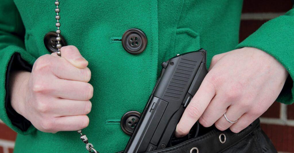 Teachers Carrying Firearms